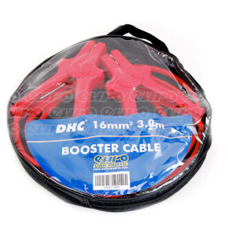 Top Tech Booster Cables 16mm – 300 Amp 3.0 mtr