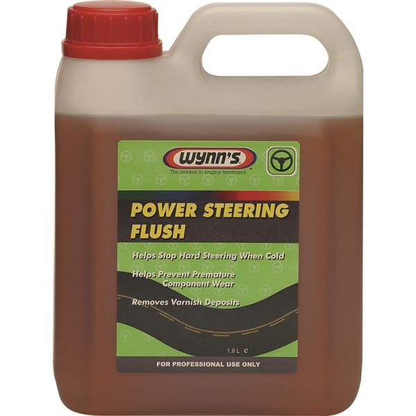 Power Steering Flush – 1.9 Litre