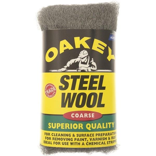 Steel Wool – Coarse – 200g