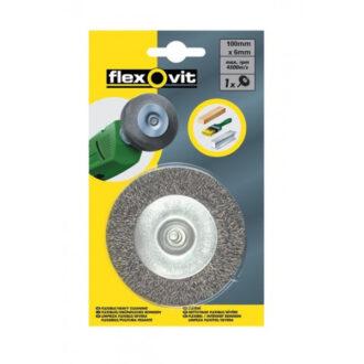 Fibre Sanding Discs – P80 – 115mm – Pack Of 3