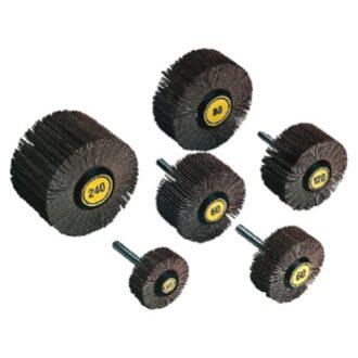 Fibre Sanding Discs – P120 – 115mm – Pack Of 25