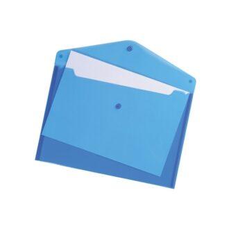 A4 Envelope Wallets – Blue – Pack of 5
