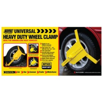 Universal Wheel Clamp – 10 to 16in.