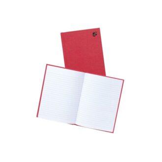 A5 Hardback Ruled Manuscript Book – 96 Sheets – Pack of 5