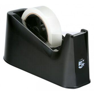 Non-Slip Desktop Tape Dispenser – Black