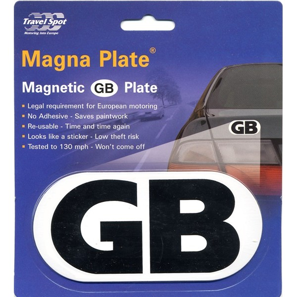 Magnetic GB Plate