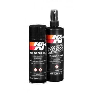 Air Filter Cleaner/Recharger Kit – Aerosol Oil
