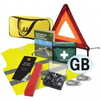 European Travel Kit