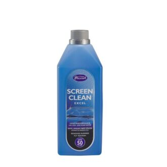 Excel Screen Wash – Concentrated (-24°C) – 1 Litre