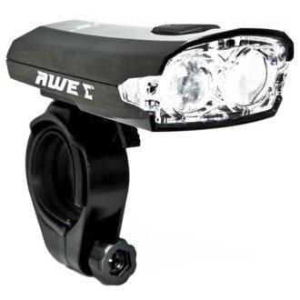 X-Fire™ LED Front Cycle Light – Black – 40 Lumen