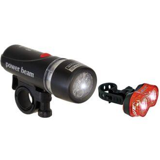AWEBright™ LED Cycle Light Set – 140 Lumen