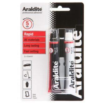 Araldite Rapid – 2 x 15ml Tubes