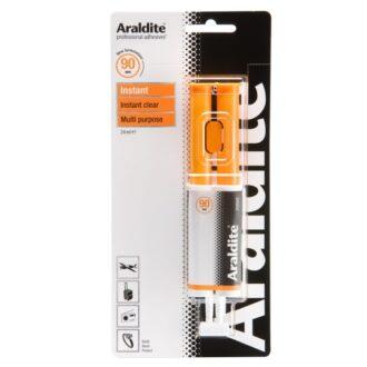 Araldite Instant – 24ml Syringe