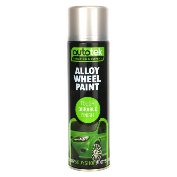 Wheel Paint – Alloy – 500ml