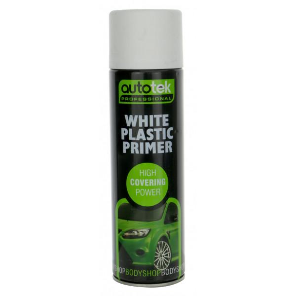 Plastic Primer – White – 500ml