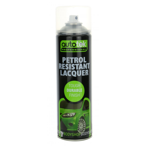 Petrol Resistant Lacquer – Clear – 500ml