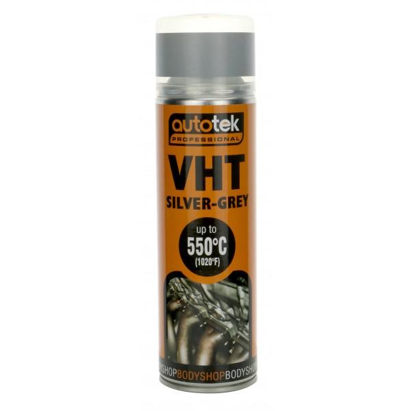 VHT Paint – Matt Silver/Grey – 500ml
