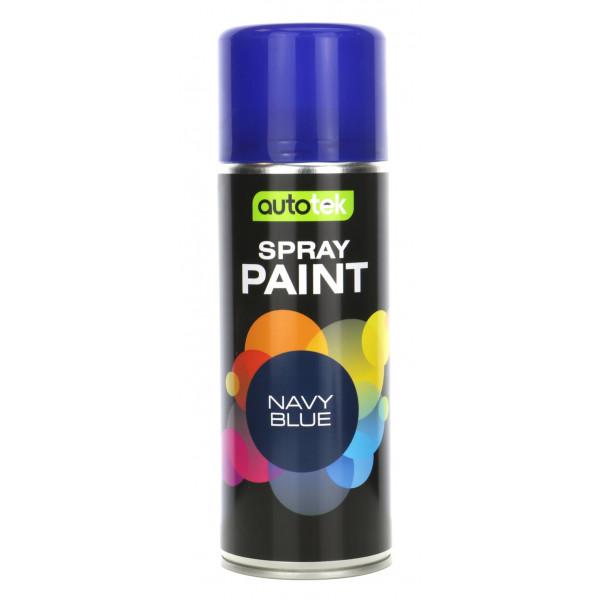 Aerosol Paint – Gloss Navy Blue – 400ml