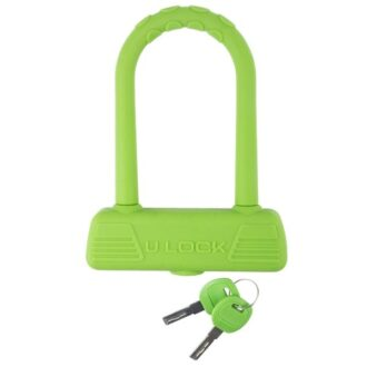 Silicone Shackle Cycle Lock – 130 x 210mm