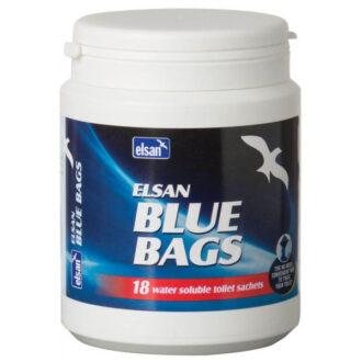 Toilet Fluid – Blue – 2 Litre