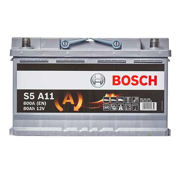 BoschAGM 115 AGM Battery 3 Year Guarantee