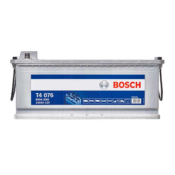 Bosch Commercial Battery 630 – 2 Year Guarantee