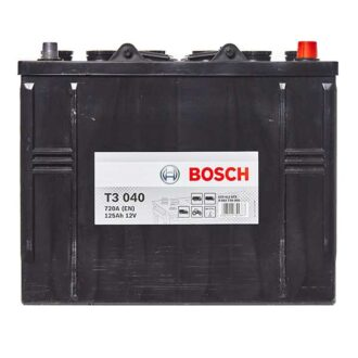 Bosch Commercial Battery 655 – 2 Year Guarantee