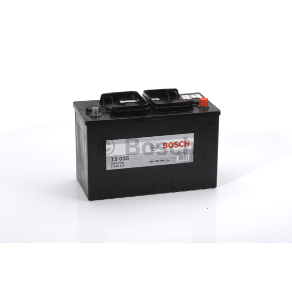 Bosch Commercial Battery 663 – 2 Year Guarantee