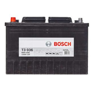 Bosch Commercial Battery 664 – 2 Year Guarantee