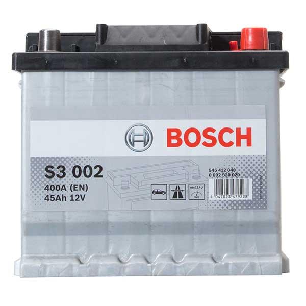 Bosch S3 S3 Battery 012 3 Year Guarantee