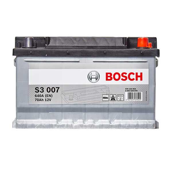 Bosch S3 S3 Battery 100 (70Ah) 3 Year Guarantee
