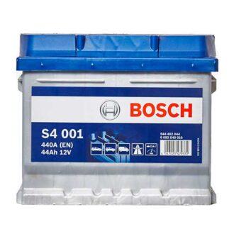 Bosch S4 S4 Battery 075 4 Year Guarantee