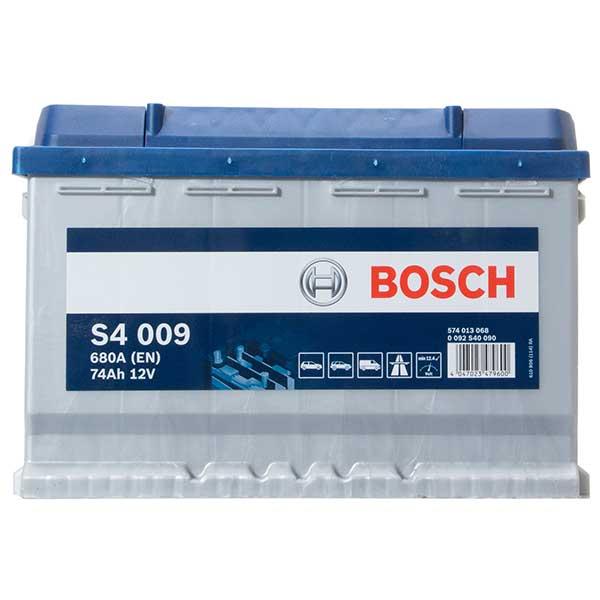 Bosch S4 S4 Battery 086 4 Year Guarantee