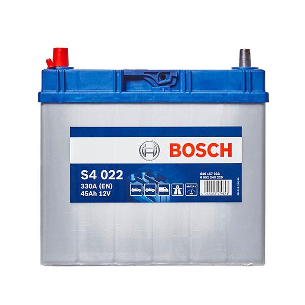 Bosch S4 S4 Battery 155 4 Year Guarantee