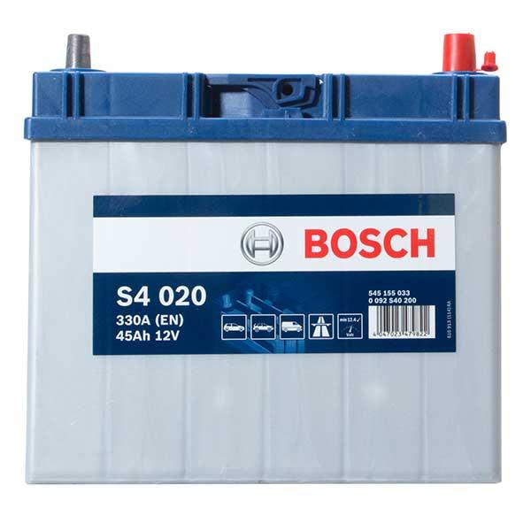Bosch S4 S4 Battery 156 4 Year Guarantee