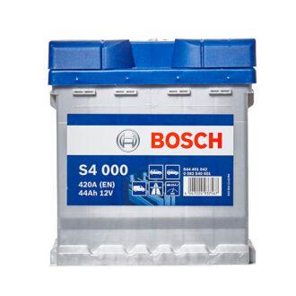 Bosch S4 S4 Battery 069 4 Year Guarantee