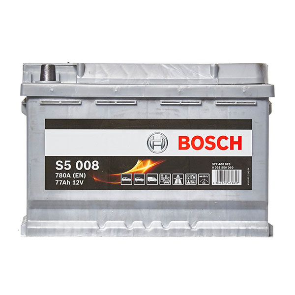 Bosch S5 S5 Battery 096 5 Year Guarantee