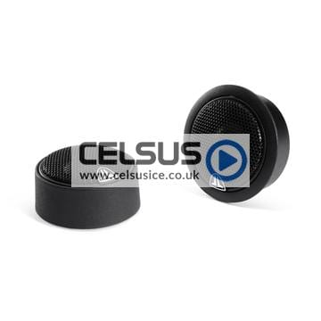C2 0.75″ (19 mm) Component Tweeter Pair with Crossovers