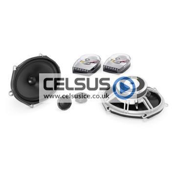 C5 5″ x 7″ / 6″ x 8″ (125 x 180 mm) 2-Way Component Speaker System
