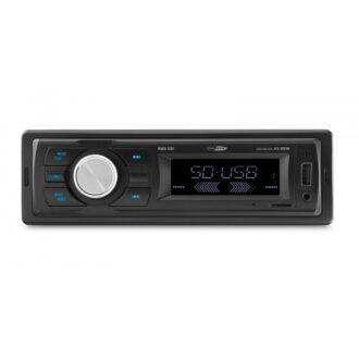 USB/SD/Aux FM Tuner Head Unit – Blue Screen