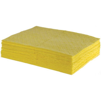 Absorbent Chemical Pads – 50cm x 40cm – Pack of 100
