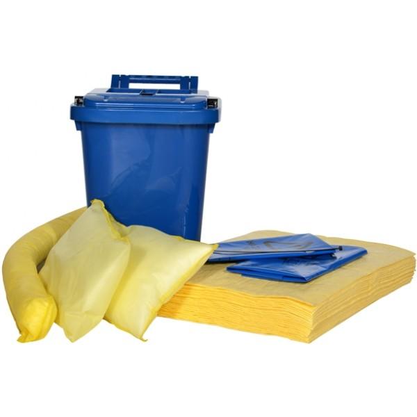 Chemical Spill Kit Caddy – 25 Litre