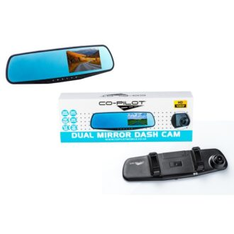 Rearview Dual Video Recorder Camera System