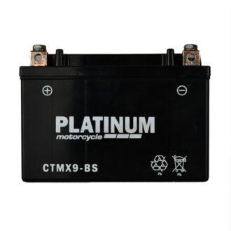 Motorcycle MF AGM Battery 12V – 8Ah – 135CCA