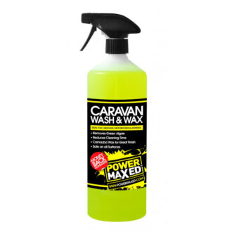 Power Maxed Caravan Wash – 1 Litre Ready To Use