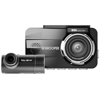 Snooper Front And Rear Dash Cam