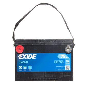 Exide Gel Battery G80 2 Year Guarantee