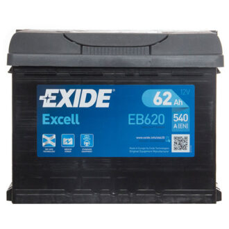 Exide Excell Battery 100 (71Ah) 3 Year Guarantee – W096SE