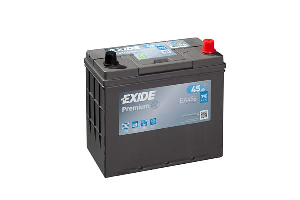 Exide Premium Battery 156 4 Year Guarantee
