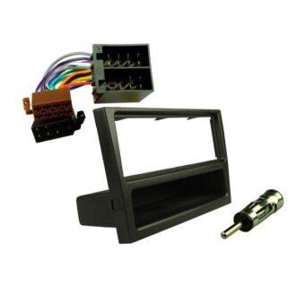 Stereo Fitting Kit – Vauxhall Black